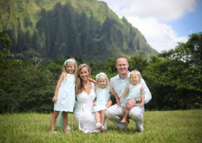 Family Portrait Photographer Honolulu 2
