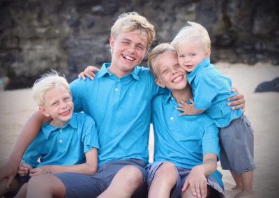 Family Portrait Photographer Honolulu (2)