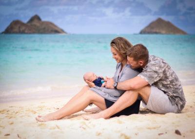 Family Portrait Photographer Oahu