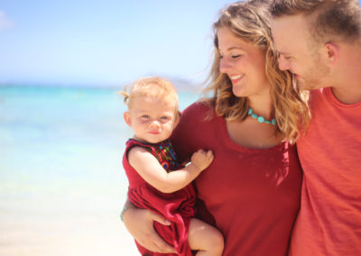 Family Portrait Photography Honolulu