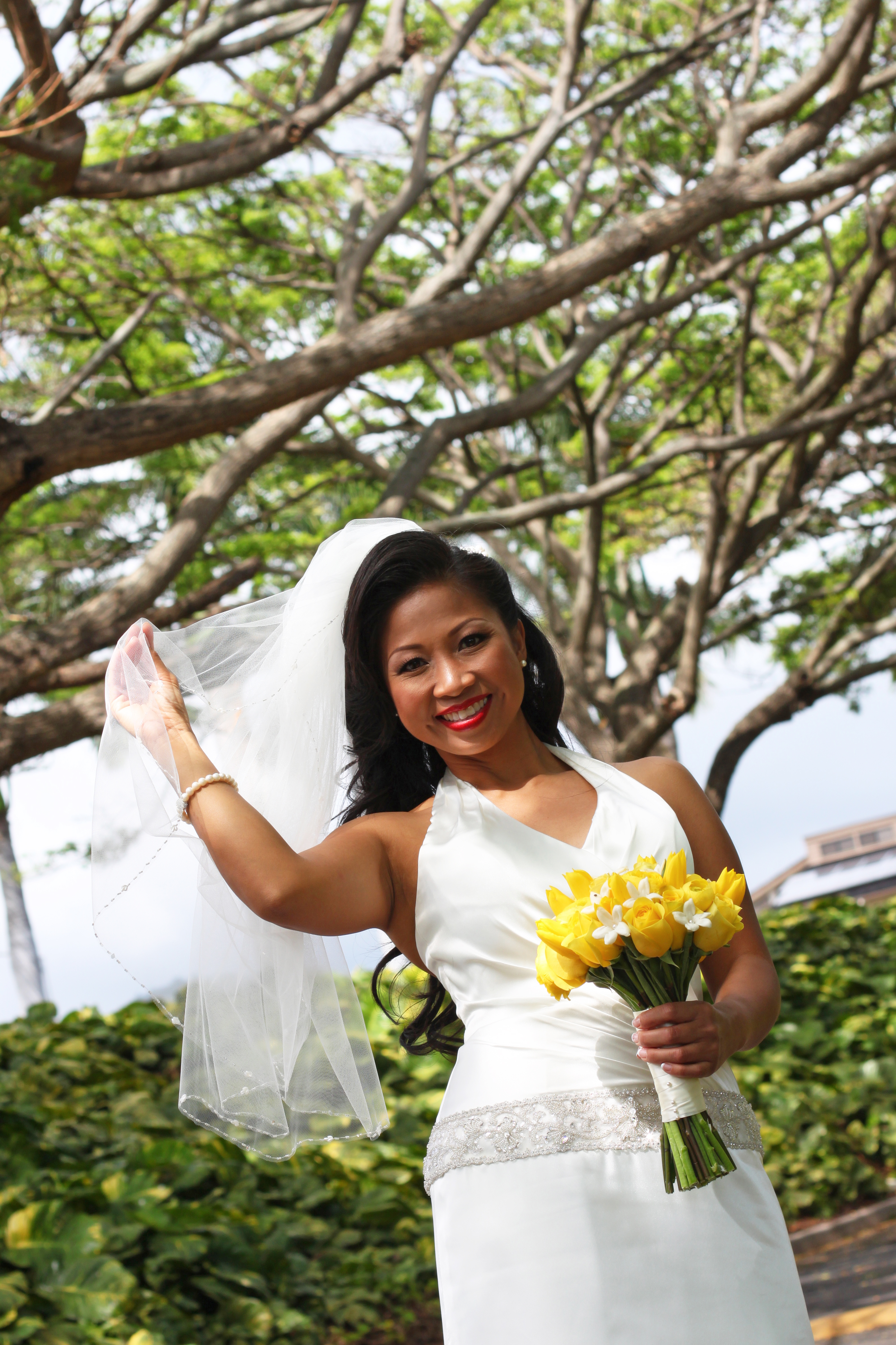 Honolulu Hawaii Wedding Photographer