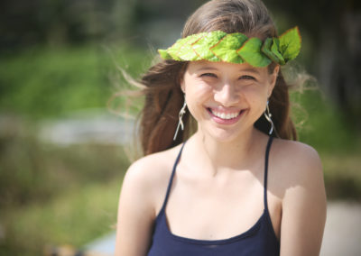 Senior Portrait Photography Honolulu
